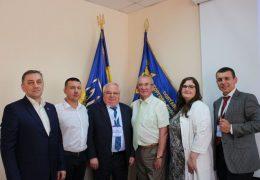 Международный коммерческий арбитражный суд при Торгово-промышленной палате Украины принял участие в Международном бизнес-форуме «Международное сотрудничество: создаем будущее вместе»