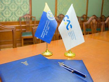 Підписання Меморандуму про співробітництво між ICAC та Київським регіональним центром НАПрН України