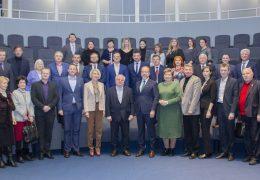 Общее собрание арбитров ICAC и UMAC при Торгово-промышленной палате Украины. Задачи на 2020 год.