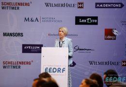 Інна Ємельянова – доповідач на Форумі з вирішення спорів в країнах Східної Європи 2019